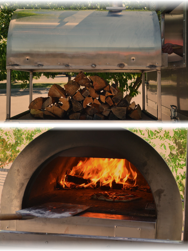 Rollin Stone Wood Fired Oven